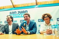 ¿El Frente electoral San Juan Primero analiza cambiar el nombre luego de la impugnación?
