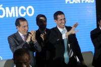 Juan Guaidó denuncia que las fuerzas de seguridad intimidan a su familia