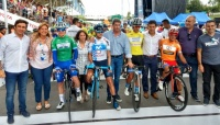 ¡Mirá las mejores fotos de la última etapa de la Vuelta a San Juan!