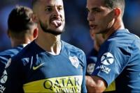 Boca venció por 2-0 a Godoy Cruz