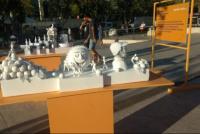 FNS: los Municipios presentan las maquetas del Carrusel
