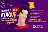 Celebrarán un nuevo homenaje a la figura y obra de Luis Alberto Spinetta