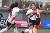 Faltó jugar en el Bernabéu: las chicas de River vencieron a Boca por ¡3-1!