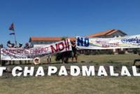 Vecinos de Chapadmalal intentaron arruinarle el cumpleaños a Macri