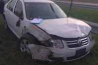 Robó una camioneta, chocó a siete autos y se quitó la vida con un cuchillo