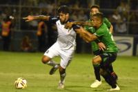 San Martín igualó en uno ante Independiente