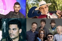 Repasá los artistas que vendrán a la Fiesta Nacional del Sol 2019