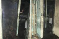 Caucete: una mujer sufrió el incendio de su hogar