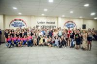 Marcelo Orrego inauguró obras de remodelación de la Unión Vecinal del Barrio Kennedy