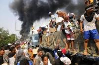 Venezuela: la Unión Europea le pidió a Nicolás Maduro que dejara entrar la ayuda