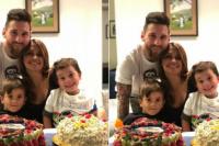 Antonela Roccuzzo festejó su cumpleaños: ¿quién faltó en la foto?