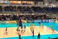 Obras y UPCN debutaron con derrotas en el Sudamericano