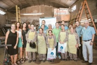 La Municipalidad de Capital brindó una capacitación en metalúrgica a mujeres en situación de vulnerabilidad de los Hogares Beraca