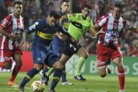 Boca venció a Unión y se acomoda en zona de Libertadores 2020