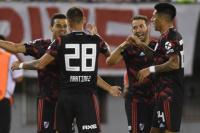 River venció a Newell's y se metió en zona de Copa Libertadores
