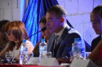 Fabián Martín brindó su discurso de apertura de sesiones ordinarias en Rivadavia