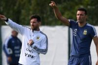 Scaloni dará una conferencia y oficializará la lista de convocados con la vuelta de Lionel Messi