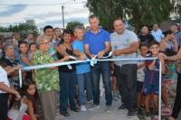 En Rivadavia inauguraron la nueva plaza del Lote Nº24