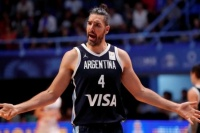 Mundial de básquet: Argentina ya conoce a sus rivales