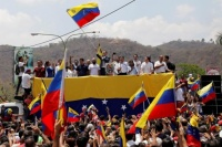 Venezuela: Guaidó convoca a opositores a marchar para sacar a Maduro