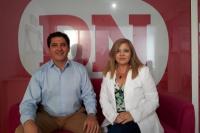 Gustavo Fernández y Federica Mariconda, la fórmula de Dignidad Ciudadana para llevar una manera diferente de hacer política a la provincia