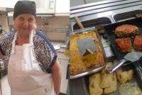 Susana, la mujer que se animó a armar su propia rotiseria a los 79 años