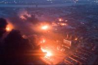 China: 64 muertos y 28 desaparecidos en una explosión de una planta química