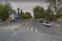 Rivadavia: huyó tras chocar a un ciclista
