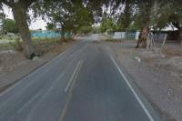 Tragedia en Santa Lucía: un motociclista de 34 años murió al chocar contra un remis