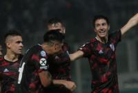 River le ganó a Talleres y quedó a un paso de la próxima Libertadores