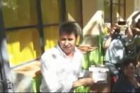 Sergio Uñac emitió su voto en Pocito