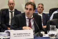 Ramos Padilla asegura que es competente en la causa en la que está imputado Carlos Stornelli