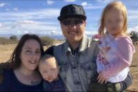 """Mató a golpes a la hija de su pareja que tenía 4 años y síndrome de Down porque """"lo estaba molestando"""""""