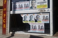 Jáchal: atacaron una sede del Partido del Trabajo y del Pueblo