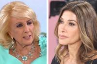 Sin piedad: Catherine Fulop cuestionó a Mirtha Legrand en vivo
