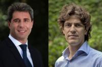 Como Uñac, Lousteau también suena para acompañar a Lavagna en la fórmula presidencial
