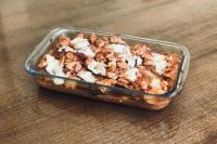 ¡No hay excusas para comer sano! Mirá esta receta de lasagna de berenjena