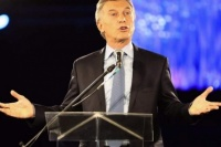 """Macri aseguró que la economía va por el """"rumbo correcto"""""""