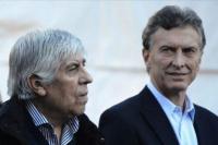 Hugo Moyano denunció a Mauricio Macri por supuesto espionaje