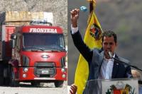 Una empresa sanjuanina donó 26 toneladas de alimentos a Venezuela