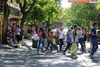 En Reyes, San Juan reactivó las ventas con un ticket promedio de 700 pesos