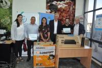 La Municipalidad de Rawson hizo entrega de los Premios Emprendedor del año