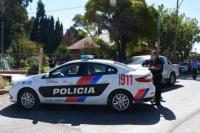 Chimbas: detuvieron a un ex policía en una persecución