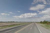 Muerte en Pocito: el conductor de la camioneta quedó detenido