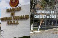 Mediante un comunicado, un grupo de estudiantes de la UNSJ apoyó la lucha de sus pares de la UCC