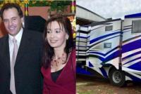 Mientras estaba preso, Cristóbal López gastó 700 mil dólares en un motorhome para sus hijos