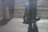 Un anciano falleció cuando andaba en bicicleta por cercanías de la Difunta Correa