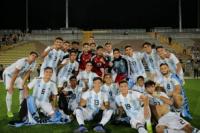 Con lo justo, Argentina se consagró campeón del Sudamericano Sub 17