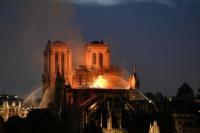 Así quedó Notre Dame tras el incendio