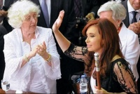 Cremaron los restos de Ofelia Wilhelm, la madre de Cristina Kirchner